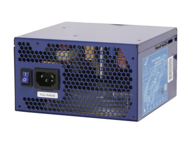 FSP Group FX Series FX760-E 760W Maximum ATX12V V2.2/ EPS12V SLI Ready  Active PFC Power Supply
