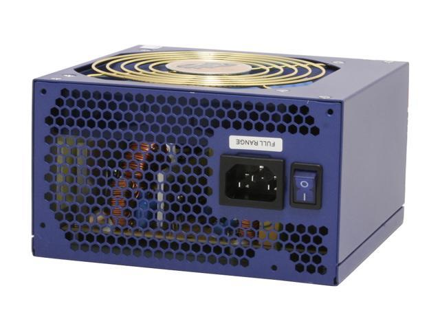 FSP Group Blue Storm II 500W ATX 2.2 SLI Ready Active PFC Power Supply compatible with Core i7