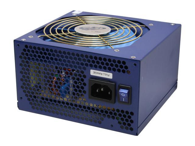FSP Group Blue Storm II 400 400W ATX 2.2 Active PFC Power Supply
