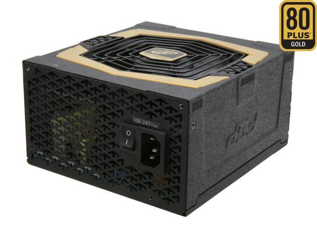 FSP Group AURUM Series AURUM CM GOLD 650 650W Power Supply