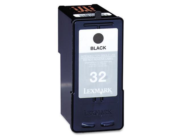 Lexmark 18C0032 #32 Moderate Yield Black Cartridge for P315,P915