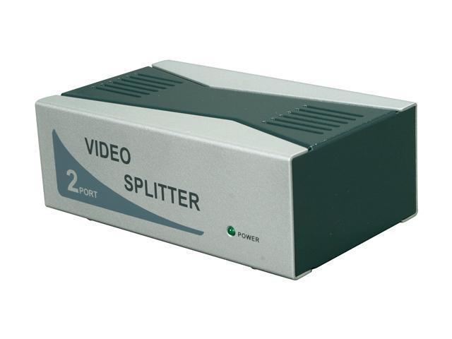 gwc vs1120 video splitter 2 port. Black Bedroom Furniture Sets. Home Design Ideas