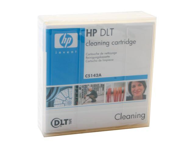 HP C5142A DLT CLEANING Tape 1 Pack