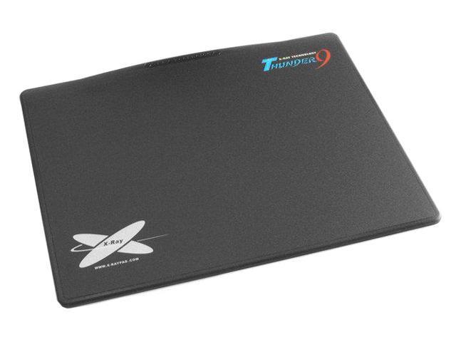 X-Raypad BK1:(SMOOTH) THUNDER 9 Professional Mousepad