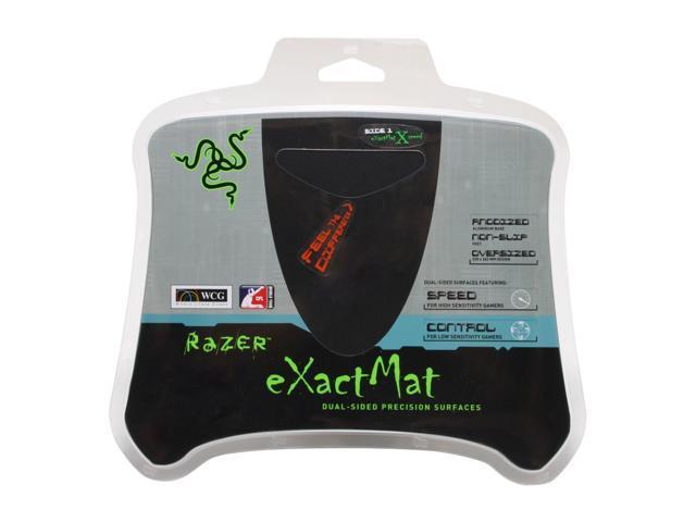 Razer RZ02-00030101-R1M1 eXactMat Mouse Pad