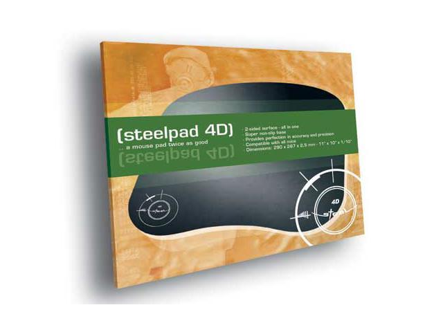 SteelPad 4-D Mouse Pad