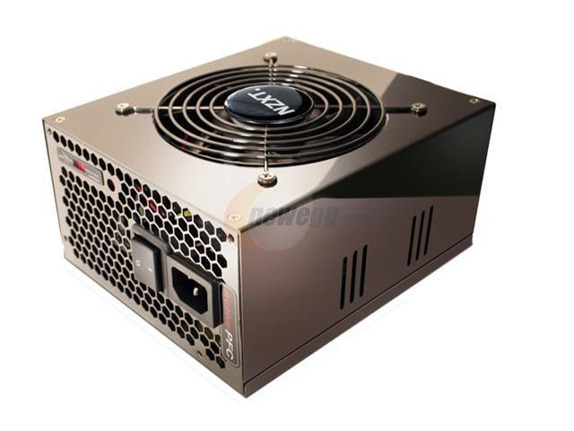 NZXT PRECISE 1000 1000W ATX12V SLI Ready CrossFire Ready Modular Active PFC Power Supply