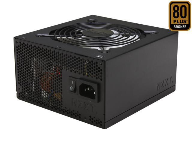 NZXT HALE82 HALE82-750-M 750W ATX12V / EPS12V SLI Certified CrossFire Certified 80 PLUS BRONZE Certified Modular Active@0.99(Typically) PFC Power Supply
