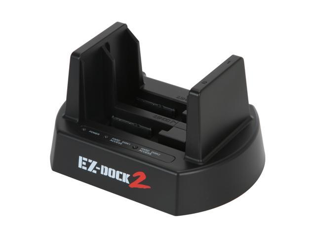 KINGWIN EZD-2536 Dual Bay SATA Hard Drive Docking Station