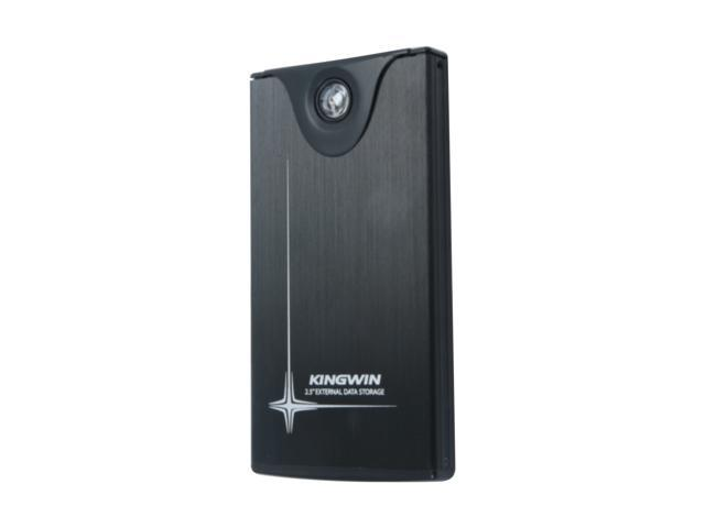 KINGWIN ATK-25U-BK Black External Enclosure