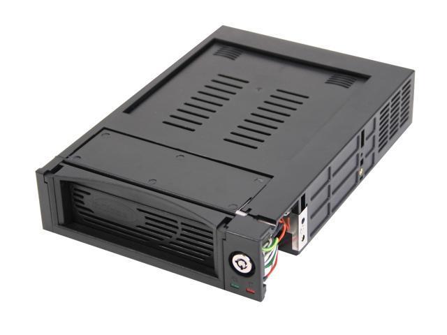 SanMax PMD-96I-BLK Black Mobile Hard Drive Rack