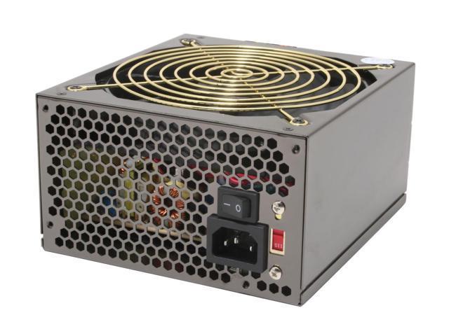 nMEDIAPC Mute Power MP-500 500W Power Supply