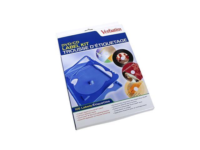 Verbatim 94663 Cd Dvd Accessory Newegg Com