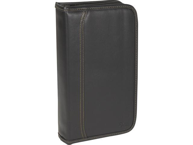 Case Logic KSW-64 CD WALLET KOSKIN BLACK HOLDS UP TO 64 CDS