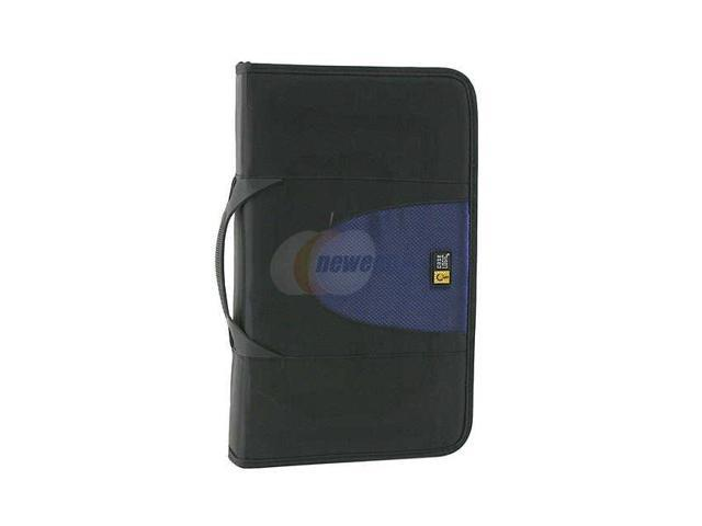 Case Logic PSBS-60 PROSLEEVE II SPORTS CD BINDER BLUE/BLACK 60CAP
