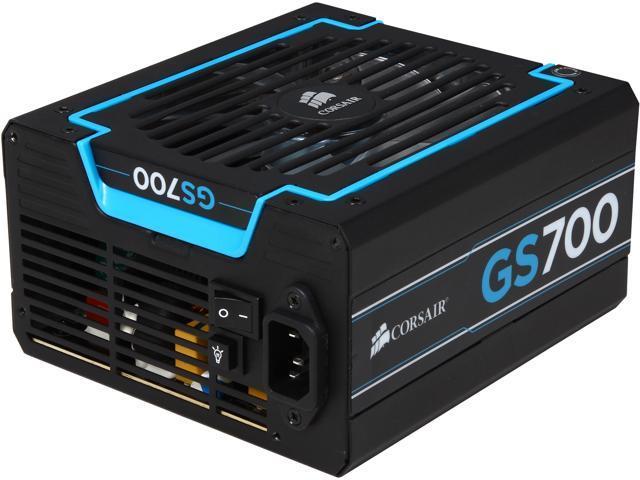 Refurbished Corsair Gs Series Gs700 700w Atx12v V2 3 Sli