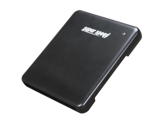BYTECC DVD-100U3 Black SATA I/II USB 3.0 USB 3.0 External Slim O.D.D. Enclosure for Slim-SATA O.D.D. Devices