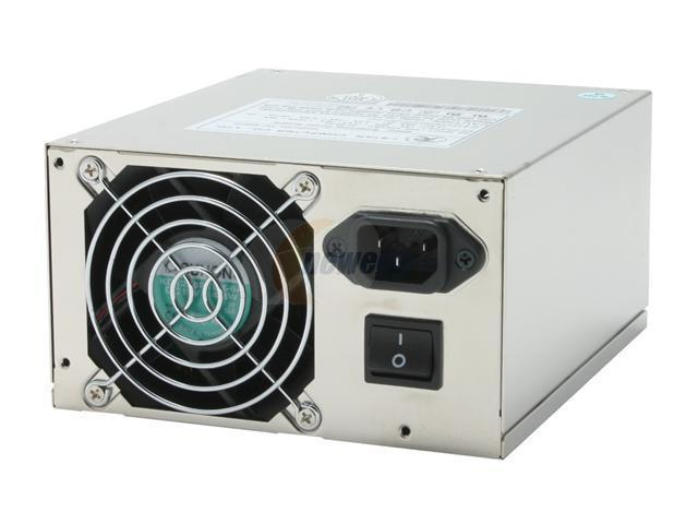 iStarUSA TC-600PF 600W ATX / BTX Active PFC Power Supply