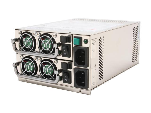 iStarUSA TC-400R8A2 2 x 400W Redundant Server Power Supply