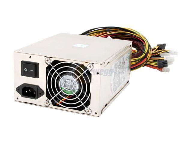iStarUSA TC-750PD2 750W EPS12V SLI Ready Active PFC Power Supply