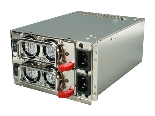 iStarUSA IS-500R8P 2 x 500W Redundant PS2 Mini Server Power Supply