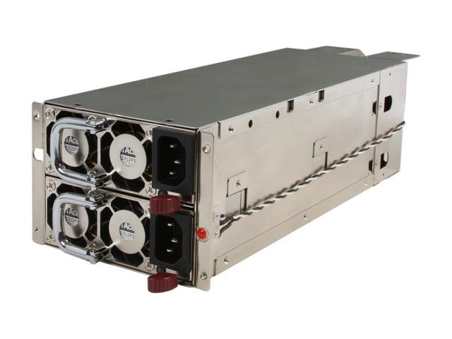 iStarUSA IS-600S2UPD8 600W Redundant Server Power Supply - 80 PLUS