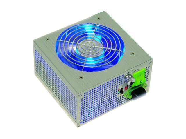 APEVIA Chameleon ATX-AS550W-SV 550W ATX Power Supply