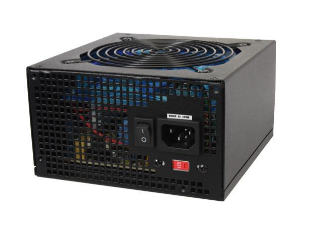 APEVIA JAVA ATX-JV650W 650W ATX12V / EPS12V SLI Ready CrossFire Ready Power Supply