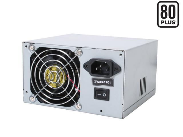 SeaSonic SS-400ES 400W ATX12V V2.2 / EPS12V V2.91 80 PLUS Certified Active PFC Power Supply