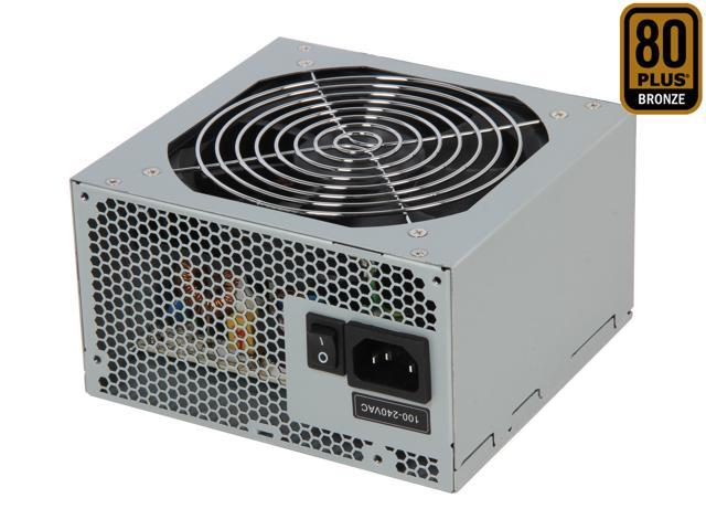SeaSonic SS-300ET Bronze 300W ATX12V V2.3 80 PLUS BRONZE Certified Active PFC Power Supply