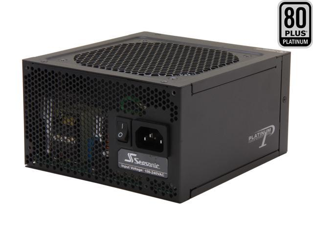 Seasonic SS-660XP2 ATX 12V / EPS 12V, 660W, 80 PLUS PLATINUM Full Modular  certified Active PFC Power Supply New 4th Gen CPU Certified Haswell Ready