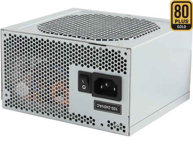 SeaSonic SSP-550RT 550W ATX12V v2.31,EPS12V v2.92 80Plus Gold Certified Active PFC Power Supply -- OEM