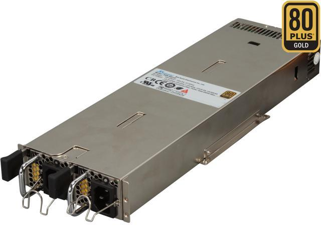 SeaSonic SSN-6521G 2 x 650W Redundant 1U Server Power Supply - 80 PLUS Gold