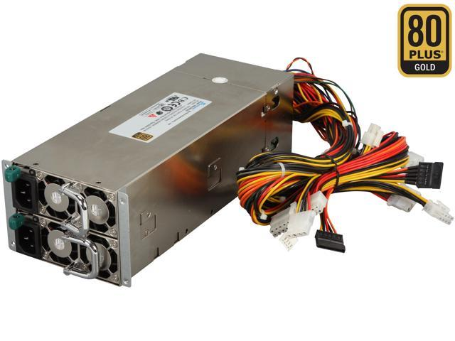 SeaSonic SSN-6522G 2 x 650W Redundant 2U Server Power Supply - 80 PLUS GOLD