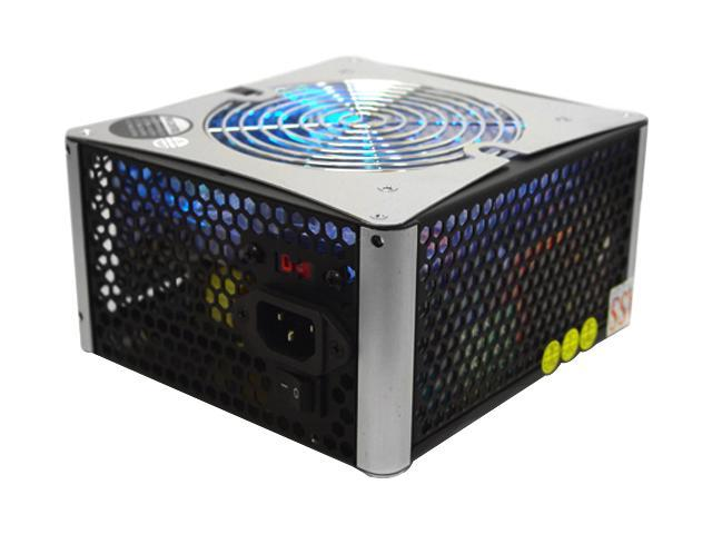 RAIDMAX AURORA 2 RX-600F 600W LED Power Supply