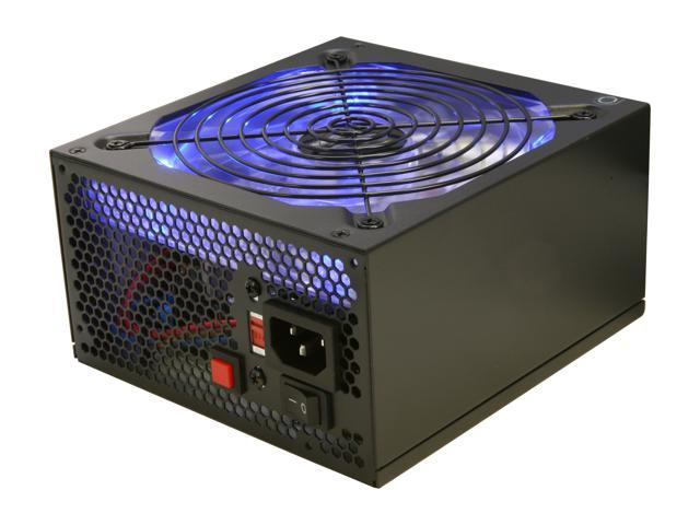 RAIDMAX HYBRID 2 RX-730SS 730W ATX12V V2.2/ EPS12V SLI Ready CrossFire Ready Modular Power Supply, New Version with Build-in LED Fan On/Off Switch