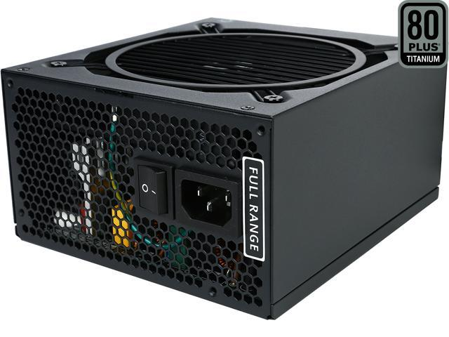 RAIDMAX RX-700AT 700W 80 PLUS TITANIUM Certified Modular Power Supplies