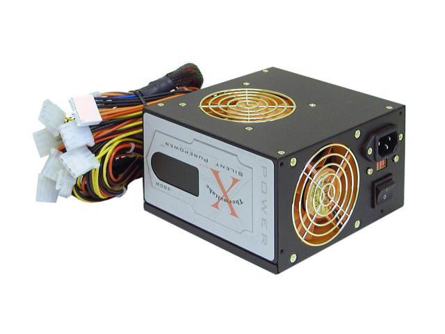 Thermaltake Silent Purepower W0014RU 480W ATX12V Active PFC Power Supply