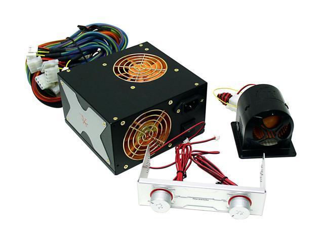 Thermaltake Silent Purepower W0019 480W ATX Active PFC Power Supply