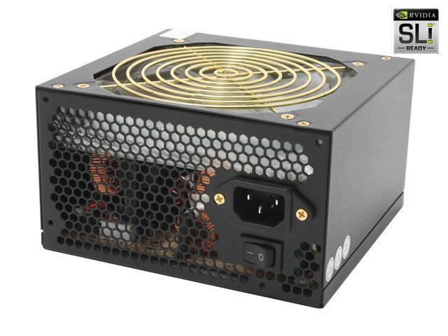 Thermaltake W0057RU-01 PurePower TWV 500W Power Supply