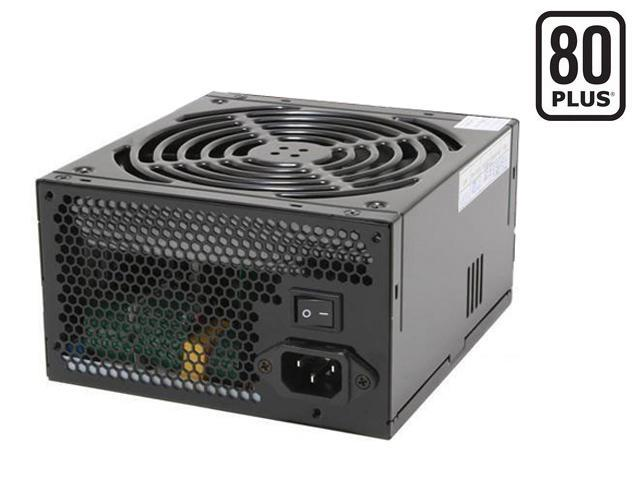 Thermaltake Toughpower W0128RU 650W ATX12V / EPS12V SLI Ready Modular Active PFC Power Supply