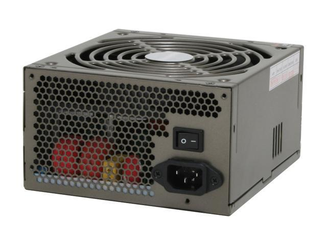 Thermaltake Purepower RX W0142RU 500W ATX12V / EPS12V SLI Ready CrossFire Ready Modular Active PFC Power Supply