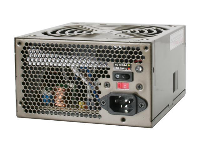 Thermaltake TR2 RX W0146RU 450W ATX12V Ver2.2  Modular Passive PFC PFC Power Supply