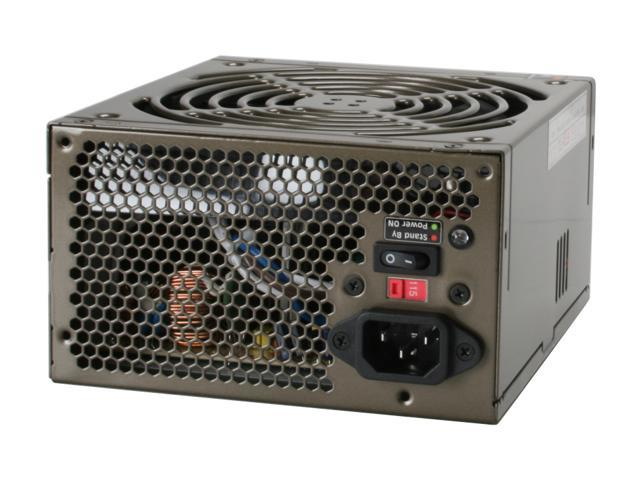 Thermaltake TR2 RX W0134RU 550W ATX12V Ver2.2 SLI Ready Modular Passive PFC PFC Power Supply
