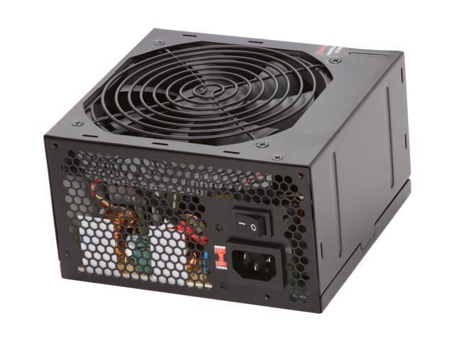 Thermaltake TR2 W0379RU 500W ATX 12V v2.2 Power Supply