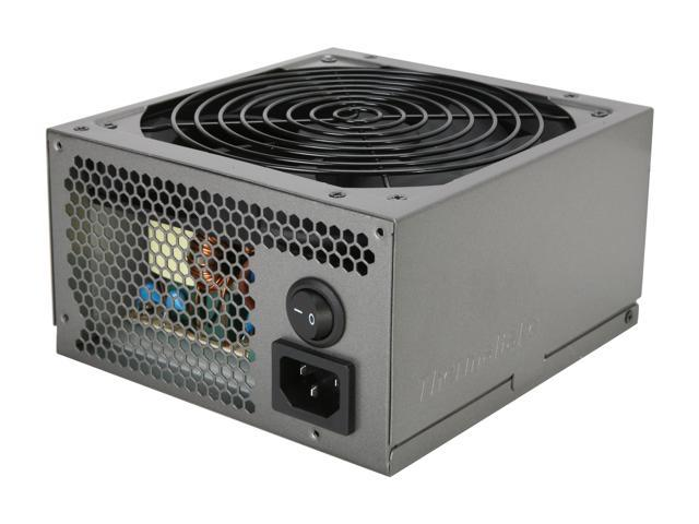 Thermaltake TR2 TRX-650M 650W ATX 12V v2.3 /  EPS 12V v2.91 Modular Active PFC Power Supply