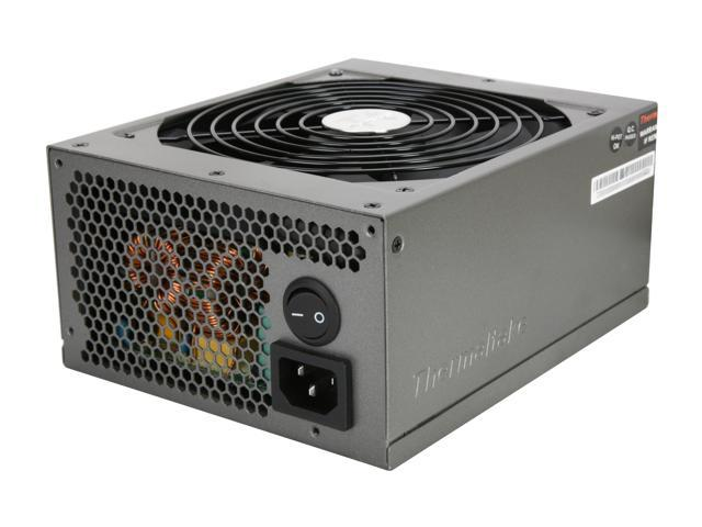 Thermaltake TR2 TRX-1200M 1200W ATX 12V v2.3 /  EPS 12V v2.91 80 PLUS Certified Modular Active PFC Power Supply
