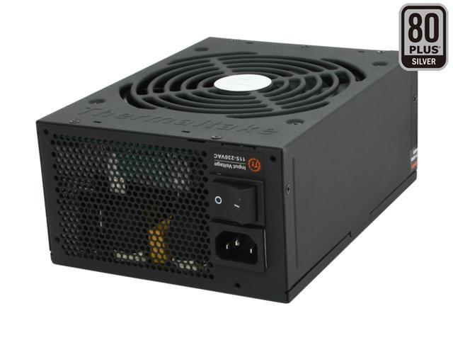 Thermaltake Toughpower TP-1350M 1350W ATX 12V v2.3 / EPS 12V v2.91 SLI Ready CrossFire Ready 80 PLUS SILVER Certified Modular Active PFC Power Supply