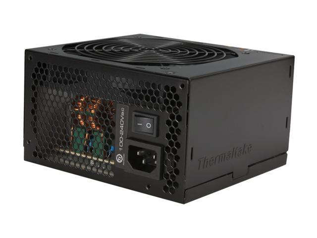 Thermaltake Smart SP-530P 530W ATX 12V 2.3 80 PLUS Certified Active PFC Power Supply