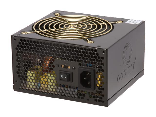 COOLMAX CXI-600B 600W and Compatible with Core i3/i5/i7 Power Supply